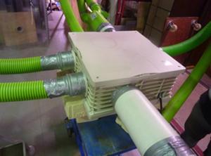 Aereco MEV semi-rigid duct