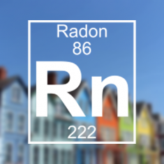 radon in retrofit houses