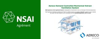 NSAI Agrement for Aereco